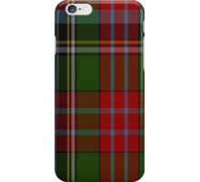 00918 Wilson's No. 90 Fashion Tartan Fabric Print Iphone Case iPhone Case/Skin
