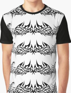 Tribal dragon Graphic T-Shirt