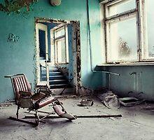 Chernobyl - ??????? III by Sil van Diepen