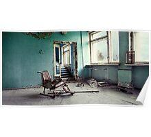 Chernobyl - лікарня III Poster