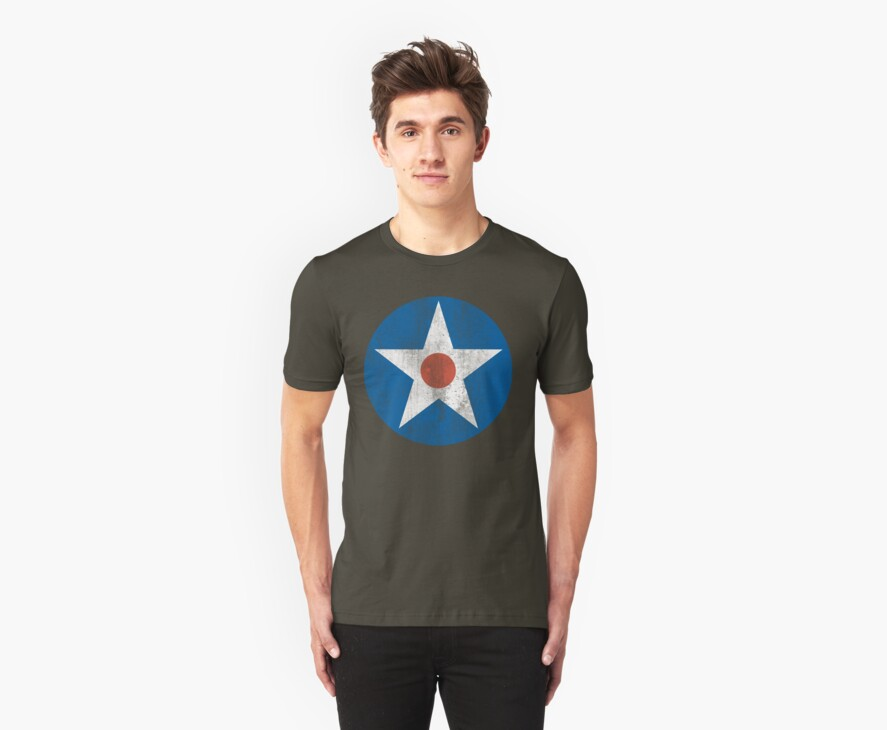 US Army Air Corps Star by Tasty Brand