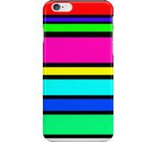 Bright Lines iPhone Case/Skin