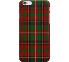 00922 Wilson's No. 109 Fashion Tartan Fabric Print Iphone Case iPhone Case/Skin