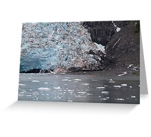 Kayakers - Port Wells/Prince William Sound Alaska Greeting Card