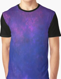 Faded Violet Graphic T-Shirt