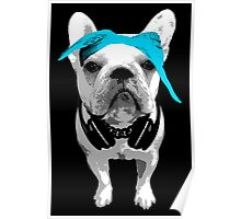 French Bulldog - Hood Poster