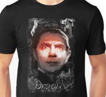 """Dracula Bela Lugosi """"Look Into My Eyes"""" Unisex T-Shirt"""