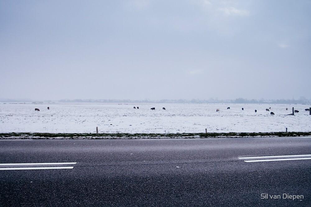 Winter V by Sil van Diepen