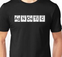Agnostic Periodic Table Unisex T-Shirt