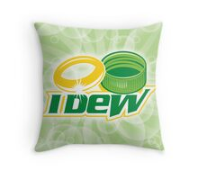 iDew Throw Pillow
