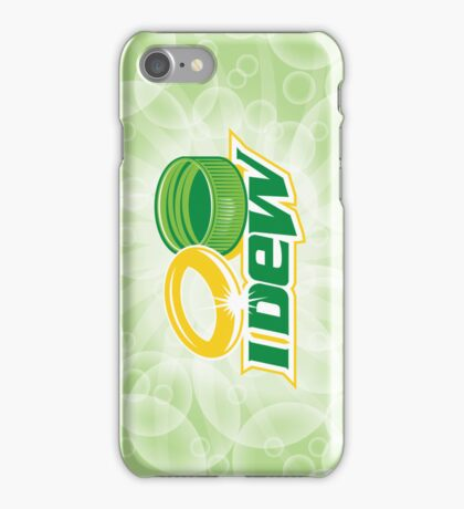 iDew iPhone Case/Skin