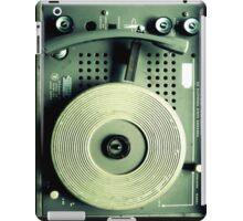Record Player iPad Case/Skin