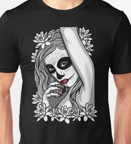 DAY OF DEAD GIRL Unisex T-Shirt