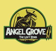 Angel Grove II: The Lost Zord Kids Tee