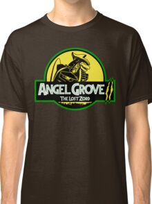 Angel Grove II: The Lost Zord Classic T-Shirt