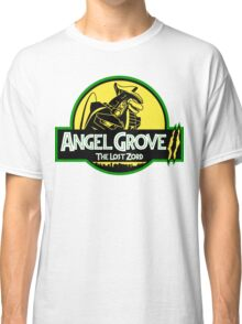 Angel Grove II: The Lost Zord Classic T-Shirt
