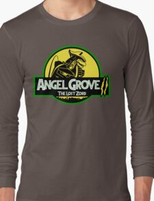 Angel Grove II: The Lost Zord Long Sleeve T-Shirt