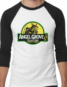 Angel Grove II: The Lost Zord Men's Baseball ¾ T-Shirt