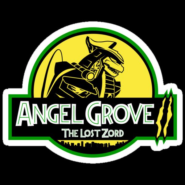 Angel Grove II: The Lost Zord by BiggStankDogg