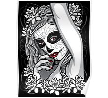 DAY OF DEAD GIRL Poster