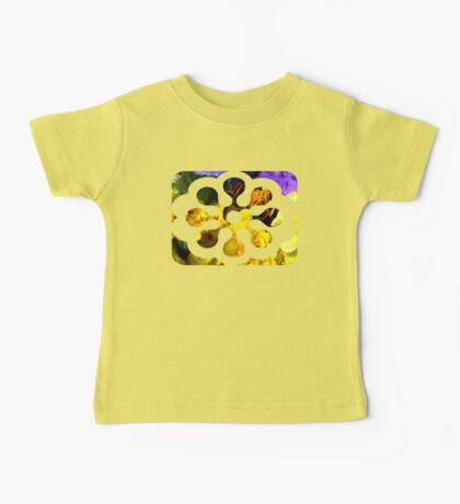 mainly yellow flowers Baby Tee