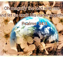 Let Us Praise and Magnify His Name by Charldia
