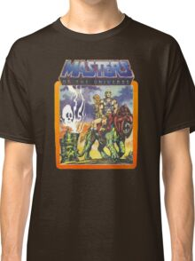 He-Man Masters of the Universe Battlecat and Teela Classic T-Shirt