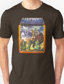 He-Man Masters of the Universe Battlecat and Teela Unisex T-Shirt