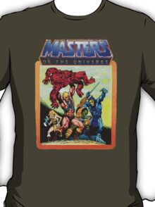 He-Man Masters of the Universe Battle Scene T-Shirt