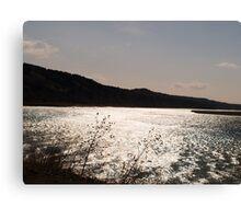 Missouri River at Pickstown Canvas Print