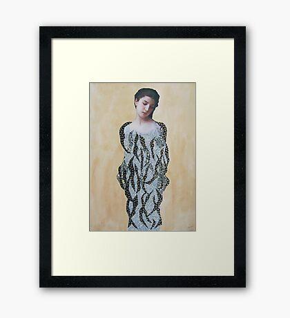 Melusine Framed Print
