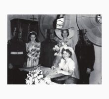The wedding of Ned and Betty Kelly by wellordered