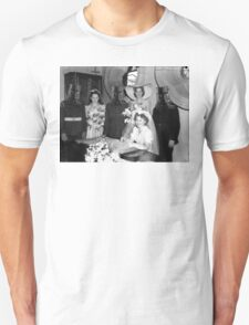 The wedding of Ned and Betty Kelly T-Shirt