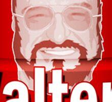 Walter's Slow Roasted Friend Sticker