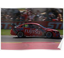 2013 Clipsal 500 Day 4 V8 Supercars - Premat Poster