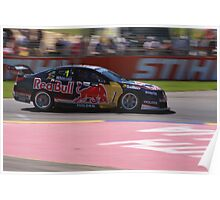 2013 Clipsal 500 Day 4 V8 Supercars - Whincup Poster