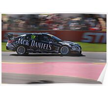 2013 Clipsal 500 Day 4 V8 Supercars - R.Kelly Poster