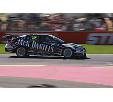 2013 Clipsal 500 Day 4 V8 Supercars - R.Kelly Photographic Print