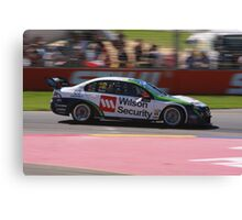 2013 Clipsal 500 Day 4 V8 Supercars - Reid Canvas Print