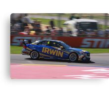 2013 Clipsal 500 Day 4 V8 Supercars - Holdsworth Canvas Print