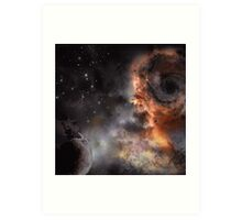 Miscellaneous Space Vista Number 23 Art Print