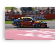 2013 Clipsal 500 Day 4 V8 Supercars - W.Davison Canvas Print