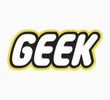 Brick Geek Kids Clothes