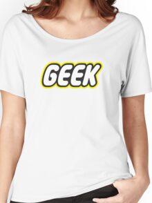Brick Geek Women's Relaxed Fit T-Shirt