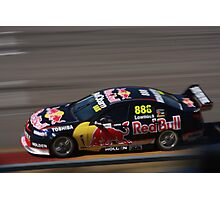 2013 Clipsal 500 Day 4 V8 Supercars - Lowndes Photographic Print