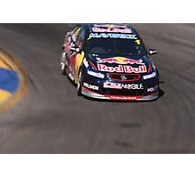 2013 Clipsal 500 Day 4 V8 Supercars - Whincup Photographic Print