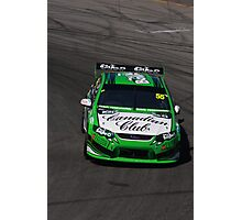 2013 Clipsal 500 Day 4 V8 Supercars - Reynolds Photographic Print