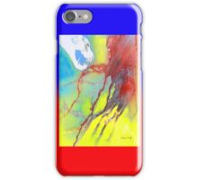 Prehistoric Intruder iPhone Case/Skin