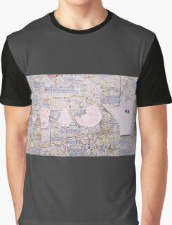 5 Senses Graphic T-Shirt