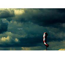 Airport  Photographic Print